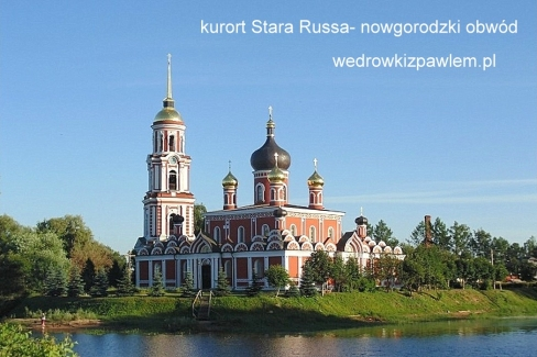 2001 kurort Stara Russa- nowgorodzki obwód