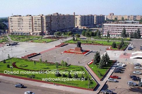 Obwód moskiewski-Oriechowo Zujewo