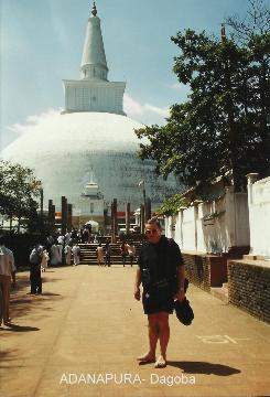 ADANAPURA, Dagoba,ocean indyjski,herbaty,plantacje, Kolombo, lodzki podroznik,Pawel Krzyk,