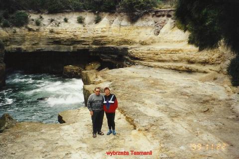 wybrzeza Tasmanii, wyspa, diabel tasmanski, prelekcje, spotkania,filmy podroznicze, globtroter,
