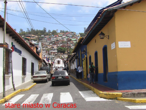 Caracas,park henri pitter,wydmy medanos de coro,miasto coro,merida,
