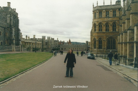 Zamek krolewski, Windsor,