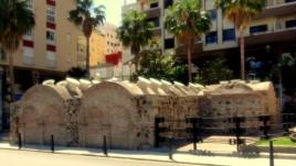 Ceuta łażnie arabskie