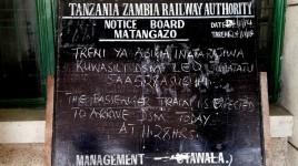 02 dzienny rozklad jazdy kolei Tazara