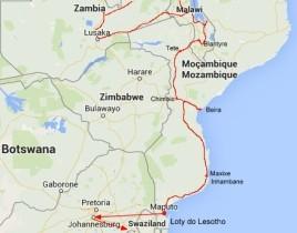 Loty do Lesotho