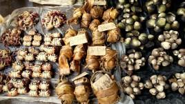 07-  Nadi, Fidżi, bazar, owoce morza