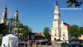 07- Litwa, Kowno, ratusz