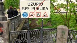 23- Republika Zarzecza, Użupis