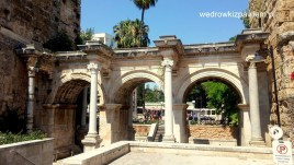 25- Antalya, brama Hadriana