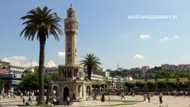 9. Wieża zegarowa, Izmir