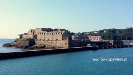 01, zamek Guernsey