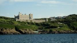 07, neogotycki zamek Brecqhou