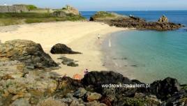 07, plaża w Corblets Bay