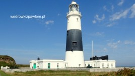09, Alderney, latarnia morska