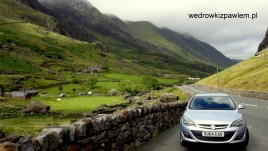 13, Snowdonia, górskie doliny