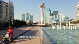 09- futurystyczna Astana