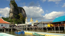 07- Phang Nga, wioska Morskich Cyganów