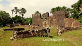 03- Fort Island na Essequibo
