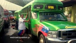 08- autobusy w Pago pago