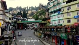 01- Gangtok, stolica Sikkimu