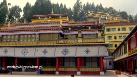 07- Klasztor Rumtek, Sikkim