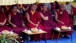 10- mnisi w Rumtek