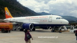 30- smoczy samolot do delhi
