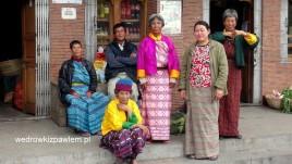 4-mieszakncy Thimphu
