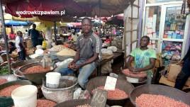 duala bazar, orzeszki ziemne