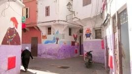 Casablanka, stara medina