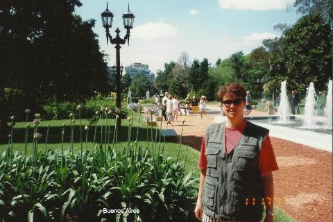 Buenos Aires,państwo w Ameryce Płd.Mendoza,Buenos Aires, tango show,Andy, pampa argentyńska,wodospady Foz de Iquasu,podróżnik, Paweł Krzyk,łodzianin,