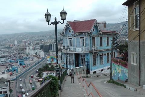 Ameryka płd,Valparaiso, Wina del Mar,spotkania,fily, podróżnicze, podróż,