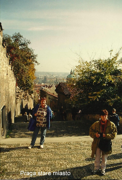 Praga stare miasto,