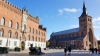 Dania, Katedra i ratusz w Odense