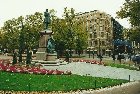 kraj skandynawski,Europa,Helsinki,