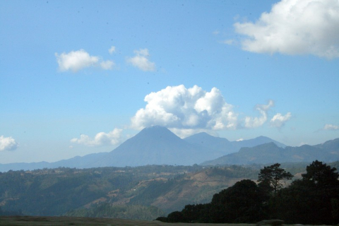 wędrówki z Pawłem,tramping, Chichicastenango,wulkany,Antigua,Panajachel,Atitlan,Tical