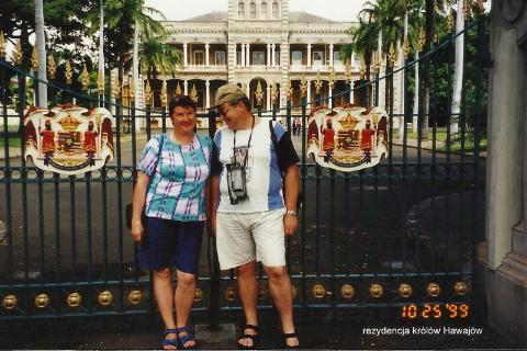 rezydencja krolow Hawajow,Pacyfik,Oahu,Hawaje, Centrum Kultury Polinezyjskiej.wulkan,lawa,wybuch,Kilauea,czarna plaza,