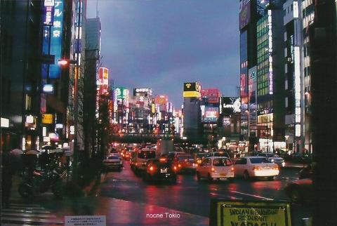 nocne Tokio,wyspy Japonskie,Tokio,Kioto, Expo,palac cesarski,podroze,lodzianin,