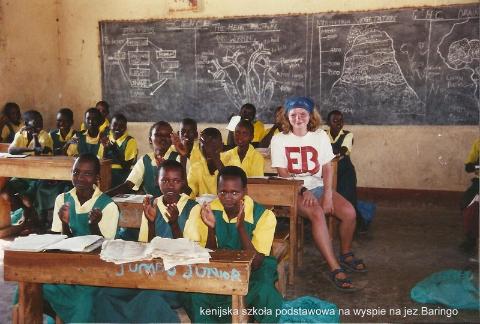 kenijska szkola podstawowa na wyspie na jez.Baringo,Przedszkole dla zyraf k. Nairobi w Kenii,Afryka,zoo,zwierzeta, Masaj mara, sarangeti,bawoly, krokodyle,gnu,Masaj,wioska masajow,