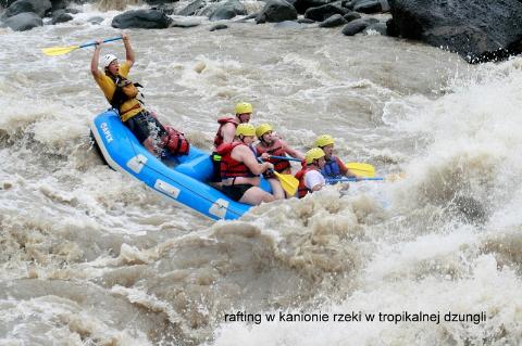 rafting,