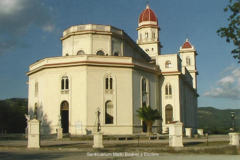 Sanktuarium Matki Boskiej z Elcobre,Ameryka, morze karaibskie,Hawana, Fidel castro, cygara, Varadero, lodzki podroznik,pawel krzyk,