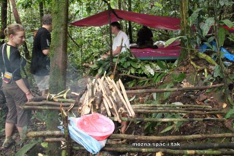 film z wyprawy,trekking,survival,Malezyjskie Borneo,