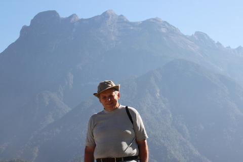Mont Kinabalu,