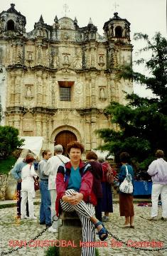 SAN CRISTOBAL, katedra sw. Dominika,