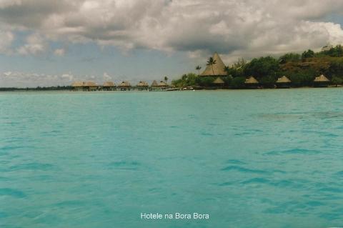 Hotele na Bora Bora