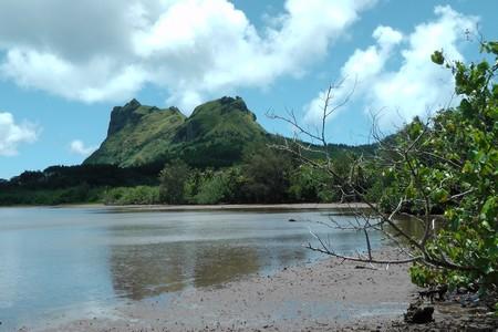 Archipelag Austral,Archipelag Tubuai, raj na ziemi, rajska wyspa, super plaże, polinezyjska nastrojowa muzyka,girlandy kwiatów na szyi,