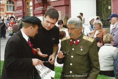 Lenin, ze Stalinem,moskwa,plac czerwony,irkuck,bajkal,kolej transyberyjska, pawel krzyk, podroznik,