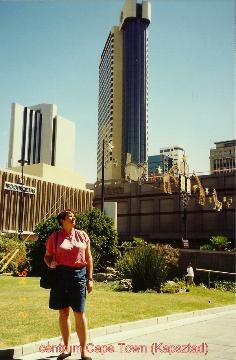 centrum Cape Town, (Kapsztad),