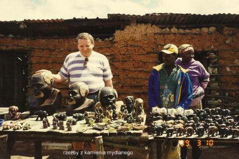 rzezby z kamienia mydlanego,afryka,male krolewstwo,kamien mydlany podrozowac daleko,tanio,prelekcje,