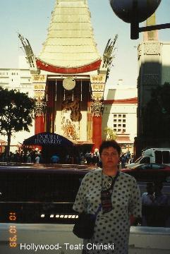 Hollywood,Teatr Chinski,stany zjednoczone, parki narodowe usa,podroznik, lodzianin,spotkania,prelekcje,filmy,